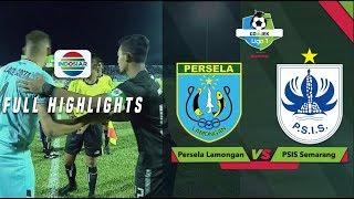 Persela Lamongan (1) Vs Psis Semarang (1)   Full Highlight   Gojek Liga 1 Bersama Bukalapak