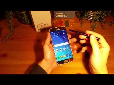 Samsung Galaxy S6 Pierwsze Uruchomienie i Konfiguracja
