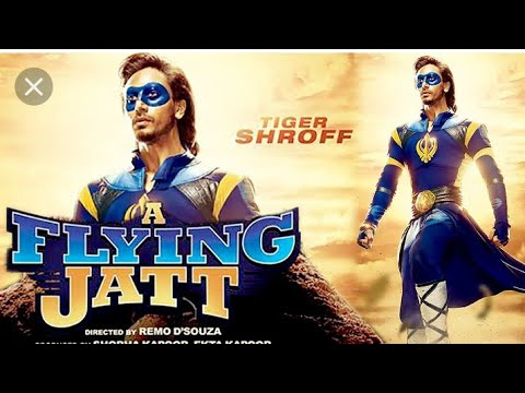 Download How watch a flying  jatt full movies in Hindi