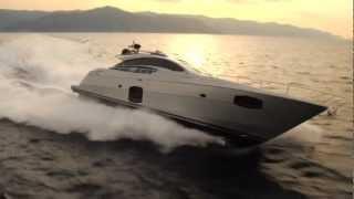 Pershing 74(Pershing 74 http://www.premiumyachts.ru © 2010 Premium Yachts - дистрибьютор элитных моторных яхт Ferretti Group +7 (495) 741 0003., 2012-04-10T18:34:49.000Z)