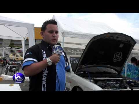 XCLUSIVA  TV APARTES DEL PROGRAMA DEL 11 DE JUNIO METRO TUNING SHOW ITAGUI