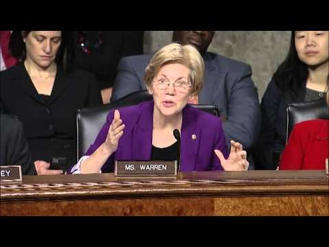 Senator Warren at Aging Committee Hearing on Drug Prices