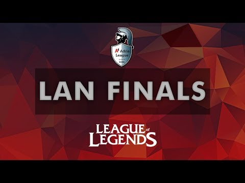 A1 Adria League | LoL Lan Finals