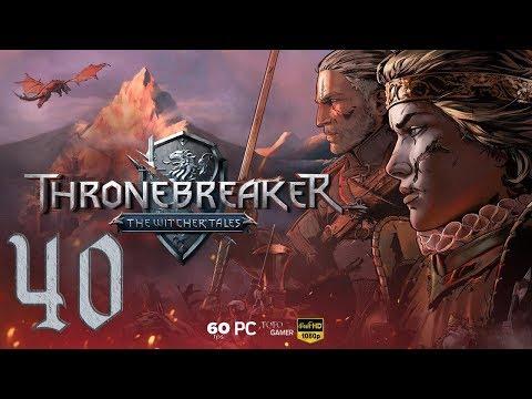 """thronebreaker:-the-witcher-tales- -español- -cp.40-""""los-pecados-del-padre"""""""