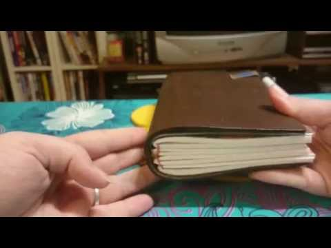 How to: Adding notebooks to your Midori Travelers Notebook