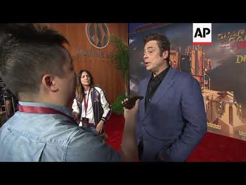 Benicio Del Toro will be President of the Un Certain Regard Jury in Cannes