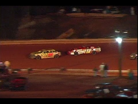 Westminster Speedway Stock 4's Heat and Feature 3 26 10