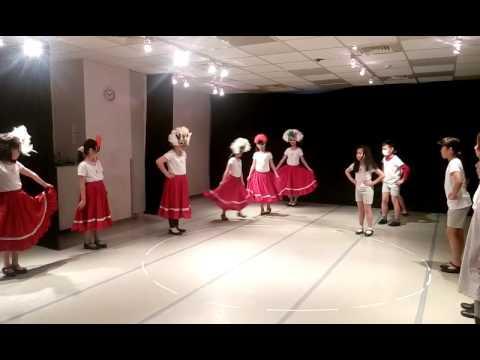 雲門律11 : 丹麥假面具舞