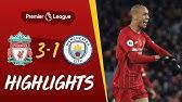 Liverpool 3-1 Man City   Fabinho's stunner helps Reds beat City   Highlights