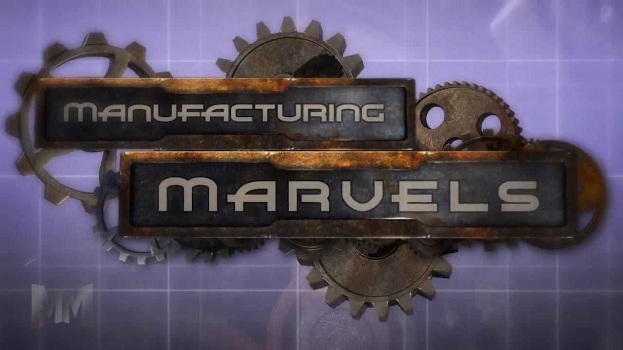 Manufacturing Marvels - Sheboygan Paint Company - YouTube
