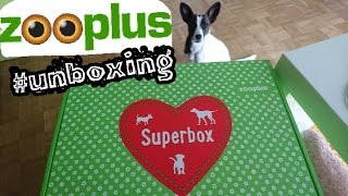 Superbox // Zooplus // #unboxing