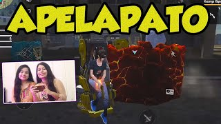 Reacting On Apelapato's Best Gameplay to Learn Free Fire