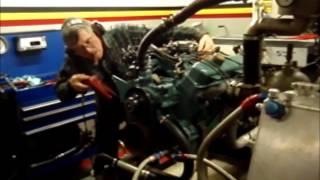 Restoration and Dyno test of a 1964 Chrysler 300K Engine