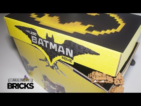 Thumbnail: Lego Batman Movie Box Delivery from Warner Bros. Consumer Products