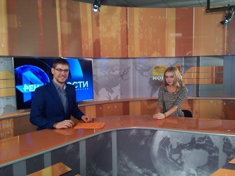 Известный блоггер Надежда Пожарова (Эйфель) в студии РЕН ТВ-Саратов