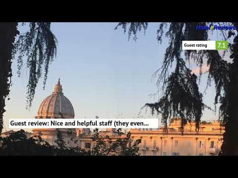 Roma Residence Hotel Review 2017 HD, Vatican - Prati, Italy