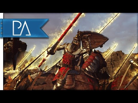 Glory of The Grail Knights: Bretonnia...