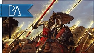 Glory of The Grail Knights: Bretonnia Against Many - Total War: WARHAMMER Gameplay