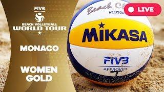 Monaco 1-Star 2017 - Women Gold - Beach Volleyball World Tour(, 2017-06-18T15:43:44.000Z)