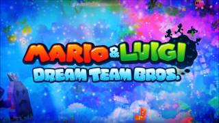 Mario & Luigi: Dream Team Bros. Music - Boss Battle Theme (HD)
