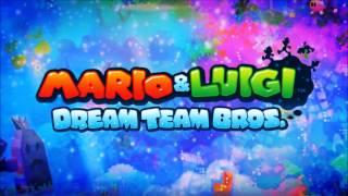 Mario & Luigi: Dream Team Bros. Music - Boss Battle Theme (HD)