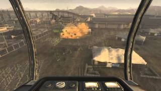 Fallout New Vegas Tutorial Vertibird Flight School Part 1