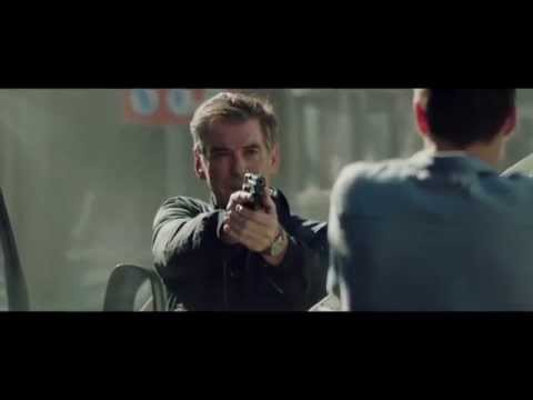 The November Man Movie CLIP   Another Day At The Office 2014   Pierce Brosnan Action Movie HD