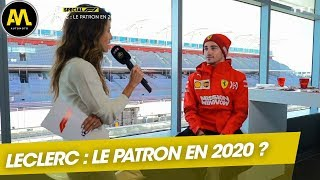 Charles Leclerc : le patron en 2020 ?