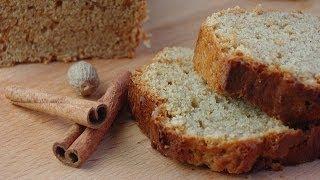 Recette de pain d'épices / Gingerbread cake recipe