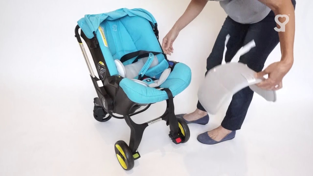Doona Car Seat How To Use