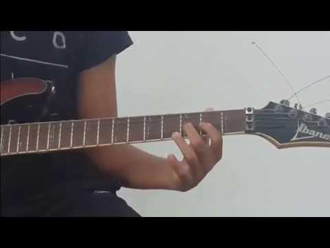 Lesson / Tutorial Guitar Solo Selimut Hati - Dewa 19 (Belajar Bareng)