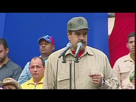 Venezuela: President Maduro expands civilian armed militias
