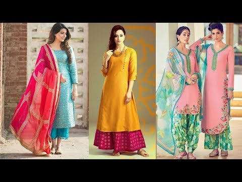 Long Straight Kurti Designs 2019 | Indian Fashion 2019