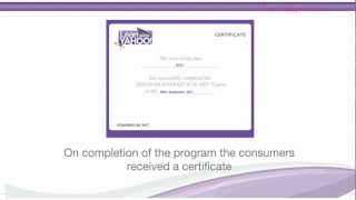 Youth Marketing - Learn With Yahoo New to Net Program