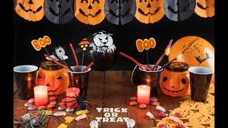 Лайфхаки к дню Хэллоуин / советы рецепты как  украсить стол