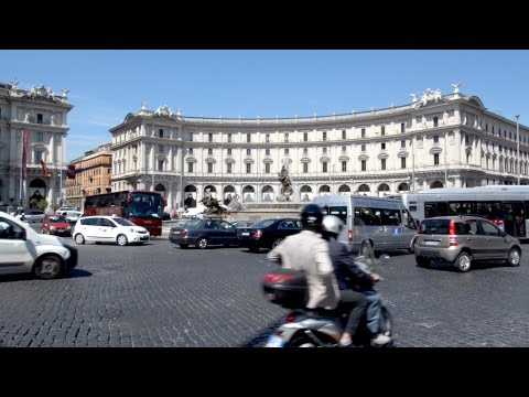 Rome Italy, On the Streets