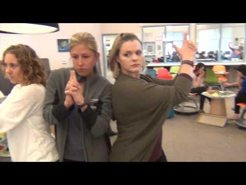 Mannequin Challenge - Kennedy Middle School Staff