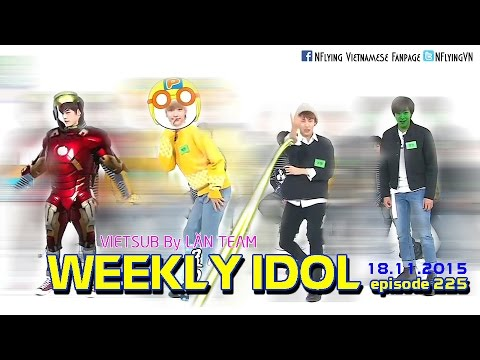 [NFVN][Vietsub] N.Flying (엔플라잉) - Weekly Idol E225