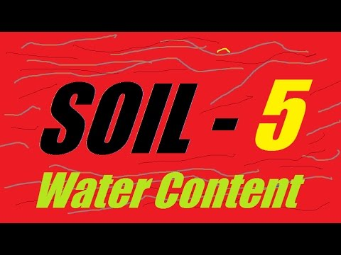 Soil Mechanics-05 Water Content Determination TA0044
