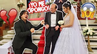¡YOLO INTERRUMPE LA BODA con mi SUGAR DADDY! BROMA ÉPICA a MI EX NOVIO!!!