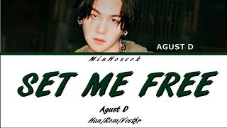Download Lagu Vostfr AGUST D - Interlude SET ME FREE Color Coded MP3