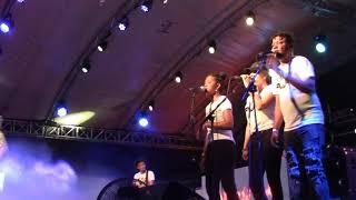 Mercenary 'Desann Lo Ou Tronn' Live  concert in Seychelles 30th May  2018