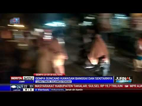 BMKG Cabut Peringatan Dini Tsunami Akibat Gempa Sulteng