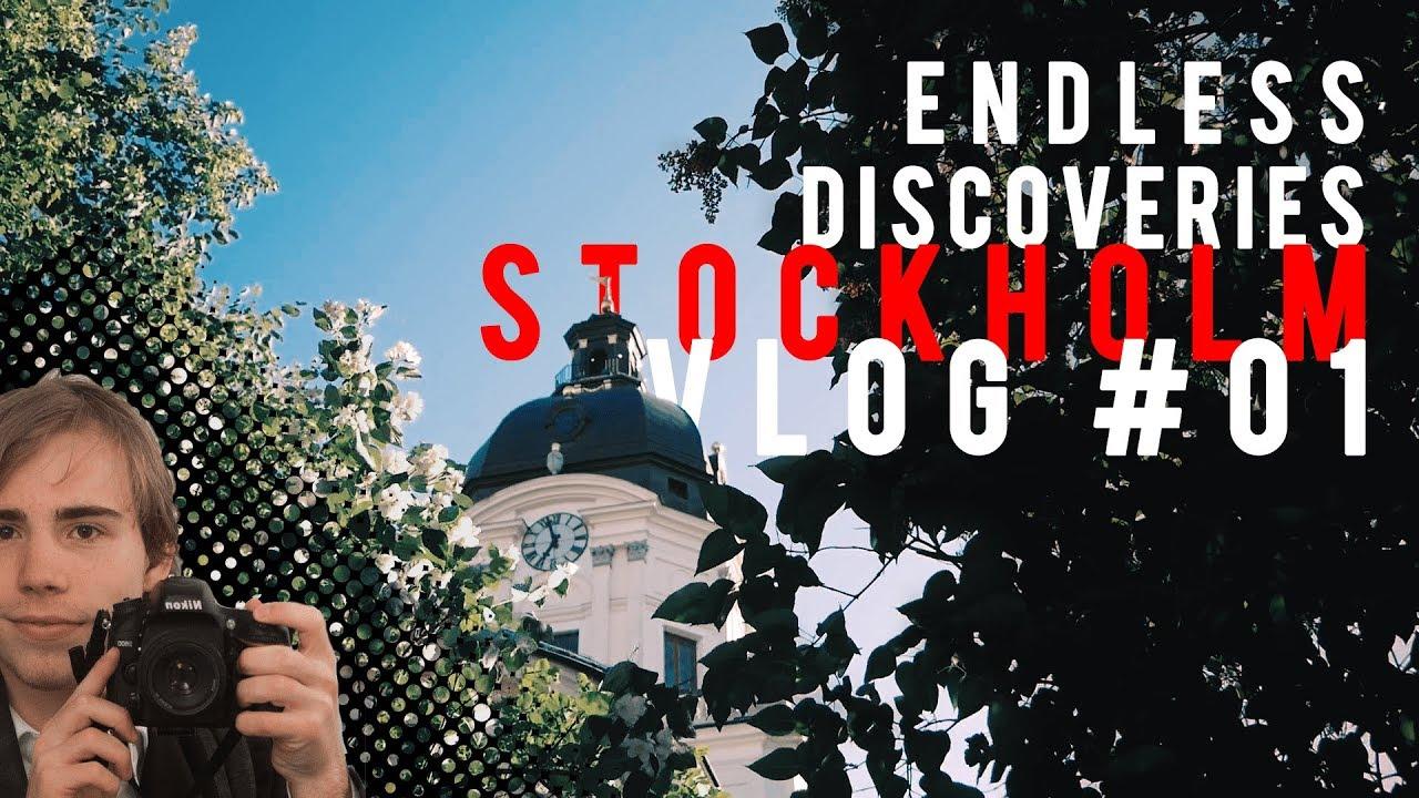 endless discoveries stockholm vlog 02 youtube