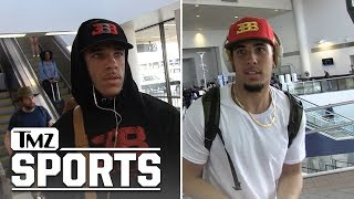 LiAngelo Ball, I'm Going To Be A Laker! | TMZ Sports