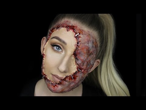 Homemade Gore Makeup Transformations You Won T Believe Are