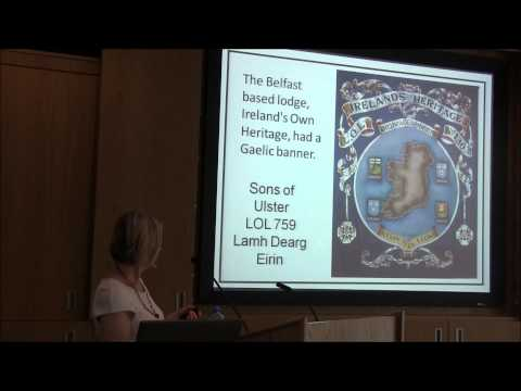 PRONI - The Hidden History of Protestants & The Irish Language