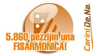 5.860 PEZZI IN UNA FISARMONICA! Entriamo nell'azienda Carini De. Na. – Castelfidardo