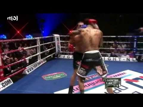 "Badr Hari ""The Golden Boy"" Highlight & Tribute (SW)"