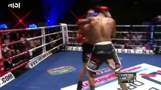 "Badr Hari ""The Golden Boy"" Highlight & Tribute (SW) 2011"